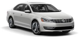 2014 Volkswagen Passat TDI SEL Premium 4D Sedan
