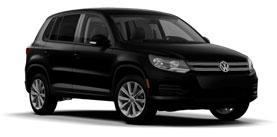 2014 Volkswagen Tiguan SE 4D Sport Utility