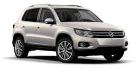 2014 Volkswagen Tiguan SEL 4D Sport Utility