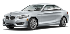 2015 BMW 2 Series Coupe