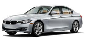 2015 BMW 3 Series Sedan SULEV 328i xDrive