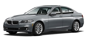 2015 BMW 5 Series 550i xDrive