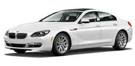 2015 BMW 6 Series Gran Coupe 640i