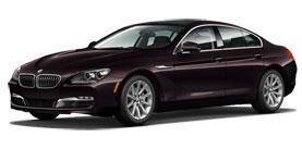 2015 BMW 6 Series 640i Gran Coupe 4D Sedan