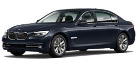 2015 BMW 7 Series Diesel 740Ld xDrive