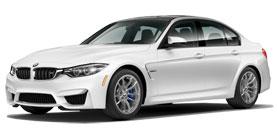 2015 BMW M3 Sedan 3.0L