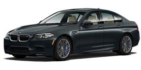 2015 BMW M5 Sedan 4.4L