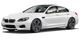 2015 BMW M6 Series Gran Coupe 4.4L