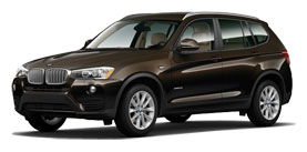 Fairfield BMW - 2015 BMW X3 xDrive28i