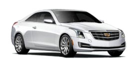 2015 Cadillac ATS Coupe 2.0T Performance Collection 1SG