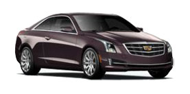 2015 Cadillac ATS Coupe 2.0T Performance Collection 1SH