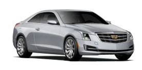 2015 Cadillac ATS Coupe 3.6L Performance Collection 1SQ