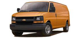 Express Cargo Van near Bluffton