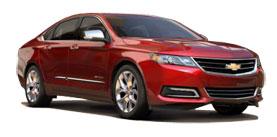 Indiana Chevrolet - 2015 Chevrolet Impala LTZ 1LZ