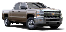 New Haven Chevrolet - 2015 Chevrolet Silverado 2500HD Crew Cab Standard Box LT