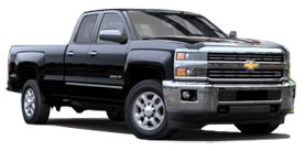 Fort Wayne Chevrolet - 2015 Chevrolet Silverado 2500HD Double Cab Long Box LTZ