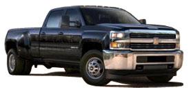 Fort Wayne Chevrolet - 2015 Chevrolet Silverado 3500HD DRW Crew Cab Long Box WT