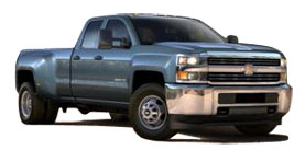 Fort Wayne Chevrolet - 2015 Chevrolet Silverado 3500HD DRW Double Cab Long Box WT