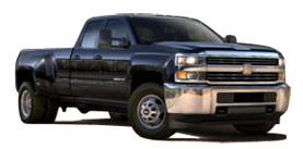 Fort Wayne Chevrolet - 2015 Chevrolet Silverado 3500HD DRW Double Cab Long Box WT