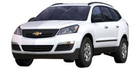 2015 Chevrolet Traverse 2LT 4D Sport Utility