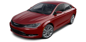 2015 Chrysler 200 S 4D Sedan