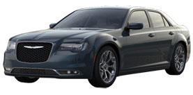2015 Chrysler 300 S 4D Sedan