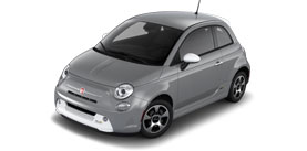 2015 Fiat 500e Battery Electric