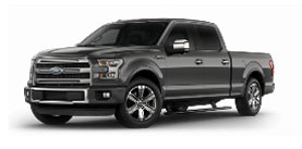 North Hollywood Ford - 2015 Ford F-150 SuperCrew 6.5