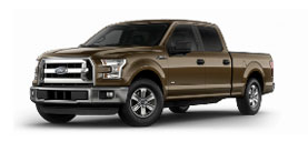 2015 Ford F-150 SuperCrew 6.5