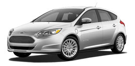 2015 Ford Focus Electric BEV