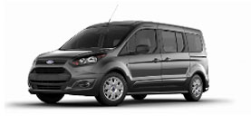 Van Nuys Ford - 2015 Ford Transit Connect LWB (Rear Liftgate) XLT