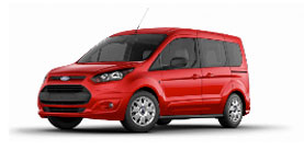 Van Nuys Ford - 2015 Ford Transit Connect (Rear 180 Degree Door) XLT