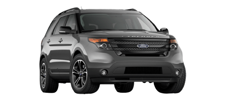 2015 Ford Explorer SPOR
