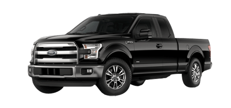New 2015 Ford F-150