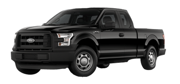 2015 Ford F-150 2WD SuperCab