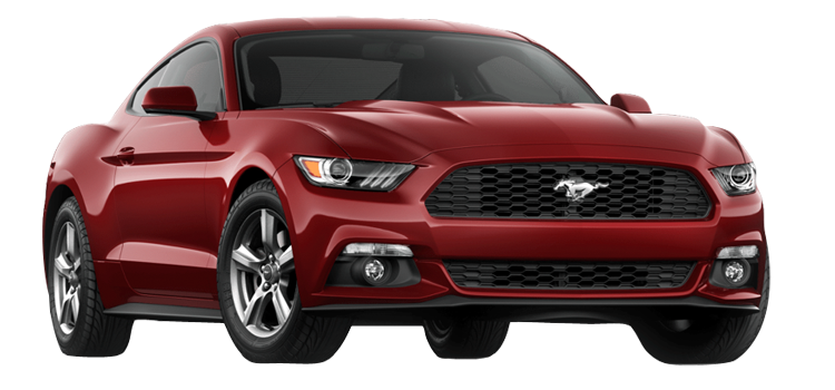 Used 2015 Ford Mustang I4