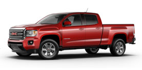 2015 GMC Canyon Crew Cab Long Box SLE 2WD