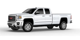 2015 GMC Sierra 2500 HD Double Cab Long Box SLT