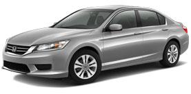 2015 Honda Accord Sedan 2.4 L4 LX