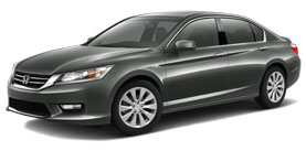 2015 Honda Accord Sedan 2.4 L4 with Leather PZEV EX-L