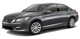 2015 Honda Accord Sedan 2.4 L4 with Leather and Navigation PZEV EX-L