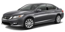 2015 Honda Accord Sedan 3.5 V6 with Leather PZEV EX-L