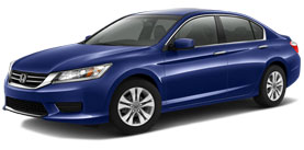 2015 Honda Accord Sedan 2.4 L4 PZEV LX