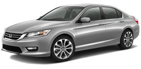 2015 Honda Accord Sedan 2.4 L4 PZEV Sport