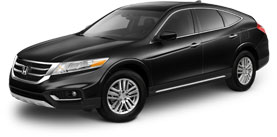 2015 Honda Crosstour With Leather EX-L