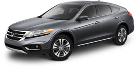 2015 Honda Crosstour With Leather and Navigation EX-L V-6