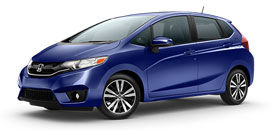 2015 Honda Fit Manual EX
