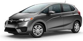 2015 Honda Fit CVT LX