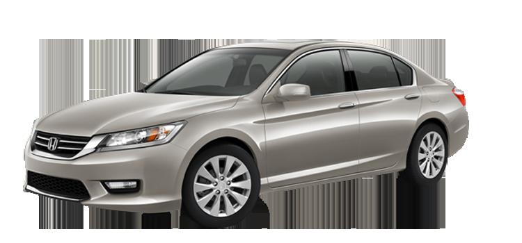 2015 Honda Accord EX 4D Sedan