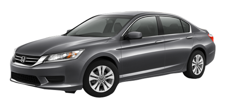 2015 Honda Accord LX 4D Sedan
